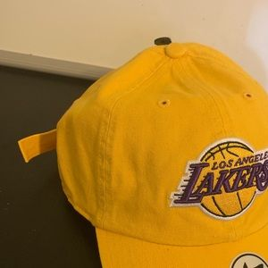 Los Angela's Lakers Strapback Hat